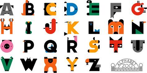 un alfabeto zoo