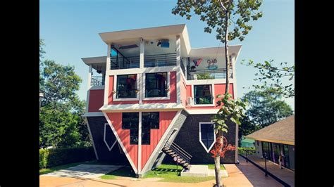 Upside Down House Phuket