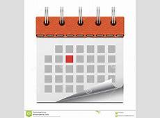 Calendar stock vector Image of graphic, organizer, month