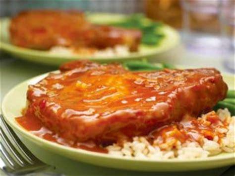 cuisine cote de porc côtes de porc à l 39 orange recettes de cuisine française