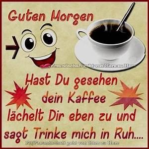 Lustige Guten Morgen Kaffee Bilder : lustige guten morgen kaffee bilder gb pics g stebuchbilder ~ Frokenaadalensverden.com Haus und Dekorationen