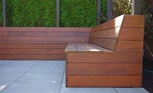 48, Comfy, Outdoor, Benches, Ideas, With, L, Shaped, Design