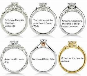 disney princess inspired engagement rings disney With disney wedding engagement rings