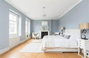Grau Blau Wandfarbe : wandfarbe blau grau ~ Indierocktalk.com Haus und Dekorationen