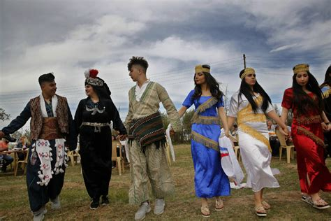 assyrians  syria celebrate traditions  dangers