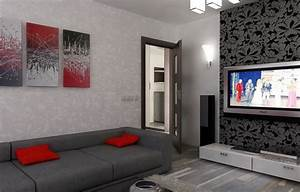 Wohnzimmer Deko Grau : wohnzimmer deko grau ~ Markanthonyermac.com Haus und Dekorationen