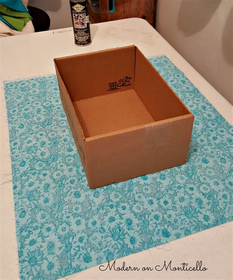 fabric covered boxes fabric covered storage boxes a glimpse inside 3650