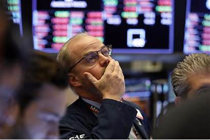Coronavirus Street Crisis Impact Financial Global Exchange