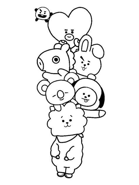 pin de simone joseph em bt em  desenhos coreanos