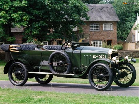 Pictures Of Vauxhall D-type Army Staff Car 1918 (1024x768