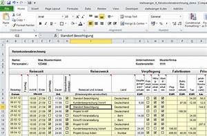 download reisekostenabrechnung excel vorlage software With crm excel vorlage kostenlos