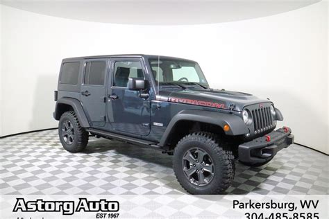 jeep rubicon recon new 2017 jeep wrangler unlimited rubicon recon convertible