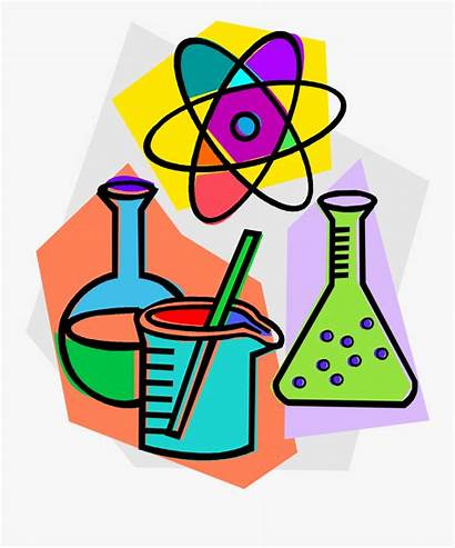 Chemistry Clip Chemical Clipart Reaction Laboratory Science
