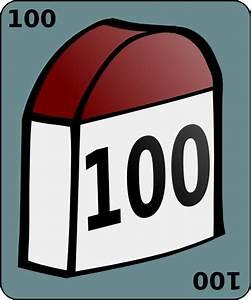 100 clip art
