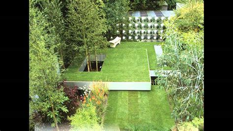 creative small square garden design youtube