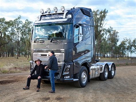volvo australia trucks volvo 39 s new trucks built for world 39 s toughest conditions