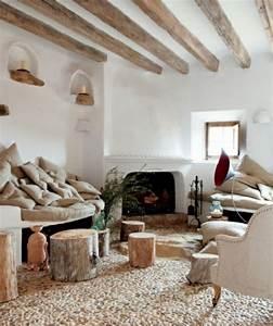 Deko Ideen Wohnzimmer : deko ideen wohnzimmer selber machen 21 kreative deko ideen aus baumstumpf selber machen deko ~ Orissabook.com Haus und Dekorationen