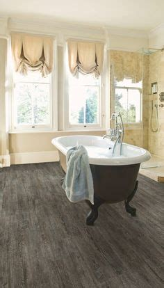 Wood Plank Tile Without Grout Lines