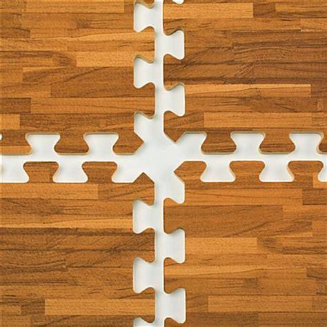 Interlocking Flooring Canada by 10 X 10 Interlocking Floor Mats Soft Tiles W Wood