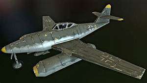 3d Asset World War Ii Aircraft