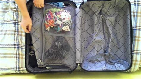 bien faire sa valise astuce voyage