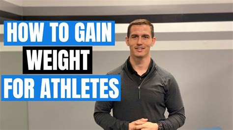 Check spelling or type a new query. How to Gain Weight for Athletes   How to Gain Muscle - YouTube