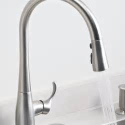 kohler touch kitchen faucet kohler k 647 vs simplice pull kitchen sink faucet vibrant stainless touch on kitchen