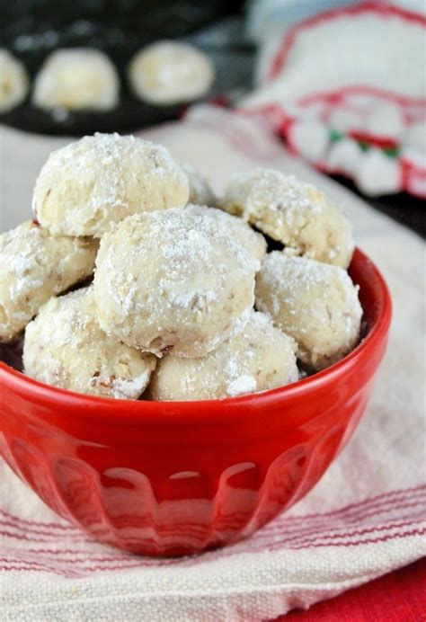 Shells also come in small and medium sizes. Christmas Cookie Recipe From Mexico : Sugar Free Mexican Wedding Cookies The Sugar Free Diva ...