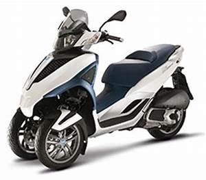 Scooter 3 Roues 125 : les scooters 3 roues de chez piaggio ~ Medecine-chirurgie-esthetiques.com Avis de Voitures