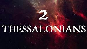 The Book Of 2 Thessalonians