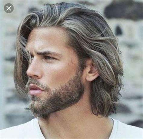 haare lang wachsen lassen mann beauty maenner frisur