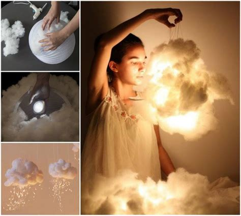 led cloud light 3 cool tutorials on how to make a cloud at home its so cool