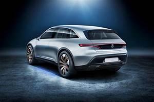 Mercedes Paris 16 : mercedes generation eq concept revealed at paris motor show autocar ~ Gottalentnigeria.com Avis de Voitures