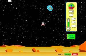 Aterrizaje Lunar - La Luna | Masa | Empuje - Simulaciones ...