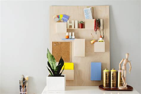 Diy This 8 Anthropologie Wall Organizer For Less Than