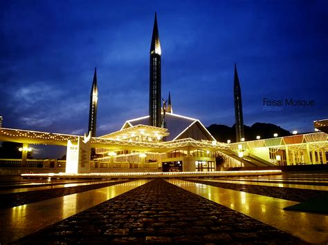 Faisal Mosque Hd Images islamic architecture hd mosque wallpapers hd wallpapers