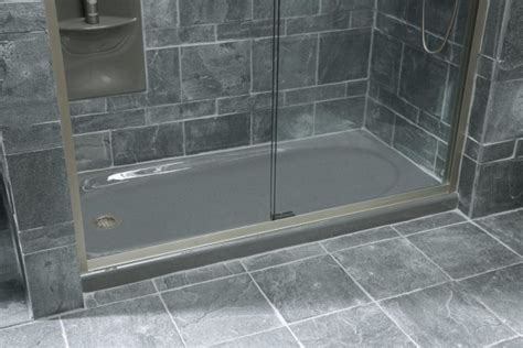 Shower Pan 36 X 48 by What To Know About Kohler Cast Iron Shower Pan Bathroom