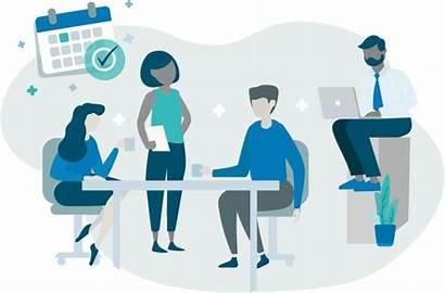 Team Meeting Meetings Schedule Scheduling Ai Infotech