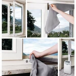 Climatiseur Mobile Pas Cher Brico Depot : kit d vacuation porte et fen tre pour climatiseur mobile ~ Dailycaller-alerts.com Idées de Décoration