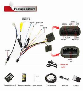 Ouku Stereo Wiring Diagram