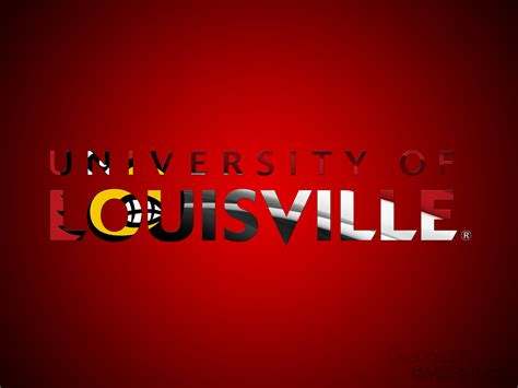 Like our Social Media and Receive this Free UofL Wallpaper