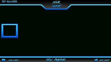 Twitch Template Free Twitch Overlay Template Twitch Overlay Template Best