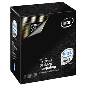 intel core  extreme qx processor bxqx ghz mb cache mhz fsb kentsfield