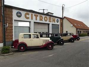 Garage Citroen Calais : un mois un garage citro n fauquembergues par le dr danche ~ Gottalentnigeria.com Avis de Voitures