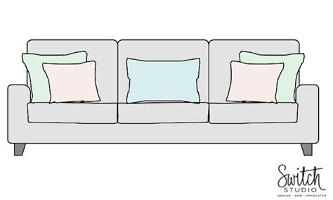 how many throw pillows on a sofa how many pillows for a sofa love seat and chair switch