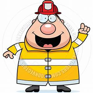 Firefighter Cartoon Black And White | Clipart Panda - Free ...