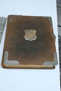 Album Photo Ancien : bel album photo ancien couverture cuir avec photos anciennes 78 photos avant 1900 catawiki ~ Teatrodelosmanantiales.com Idées de Décoration