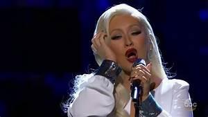 [HD] Christina Aguilera - Stormy Weather 2017 (HMAAHC) | Doovi