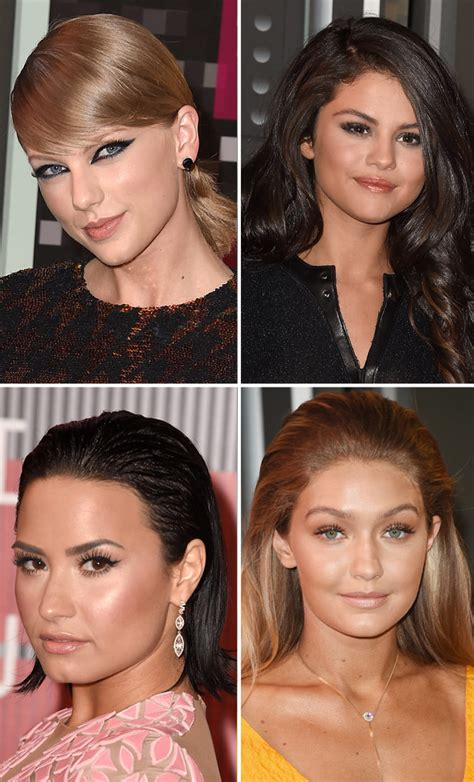 Pics Mtv Vma Hair Makeup Check Out The Best Beauty