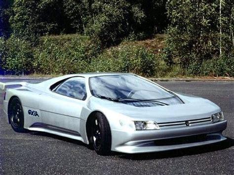 peugeot oxia 1988 peugeot oxia concepts